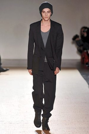 Неделя моды в Париже: мужские показы. Крис Ван Аш
