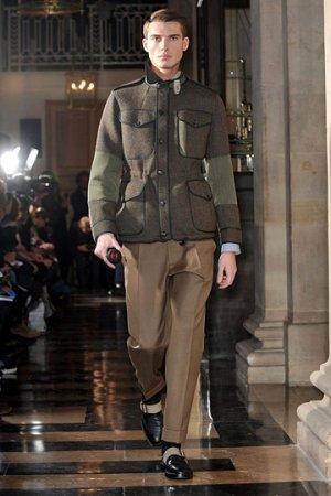 Неделя моды в Париже: мужские показы. Dries Van Noten