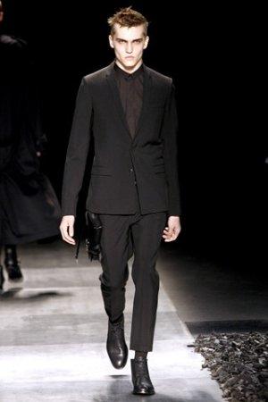 Неделя моды в Париже: мужские показы. Dior Homme