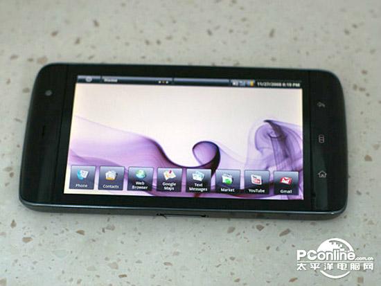 Dell Streak Mini 5 - концепт компактного планшета