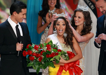 "Титул ""Мисс Америка-2010"" получила представительница Вирджинии"