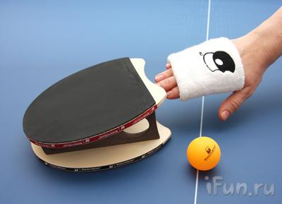 Новый дизайн теннисных ракеток