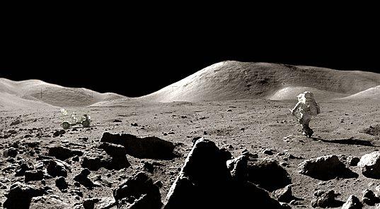 Обама отказался от проекта освоения Луны