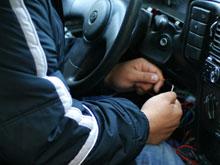 Рейтинг самых угоняемых автомобилей в Украине в 2009 году