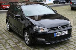 Polo и Golf признаны лучшими автомобилями 2010 года