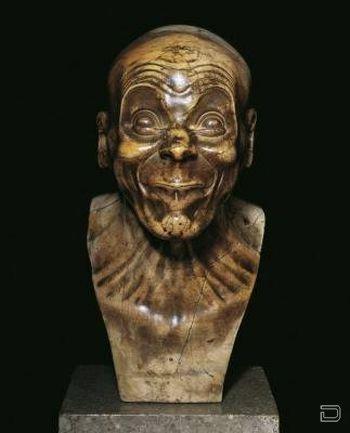 Скульптуры Xaver Messerschmidt