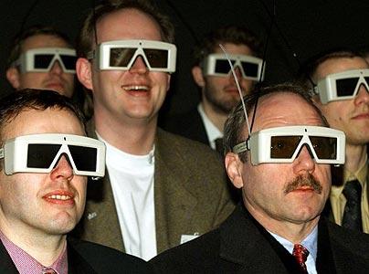В России начал вещание первый в Восточной Европе 3D-телеканал