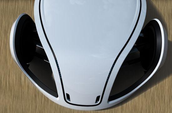 P-Eco - электромобиль для российских дорог
