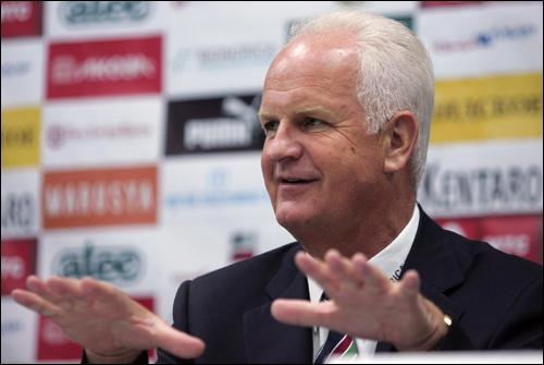 Бернд Штанге: Вне зависимости от жеребьевки выйдем в финал Евро-2012