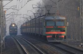 У нас будет своя вполне скоростная железная дорога Минск - Гомель