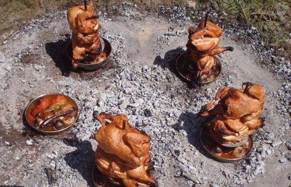 Описание: b Как приготовить куриные
