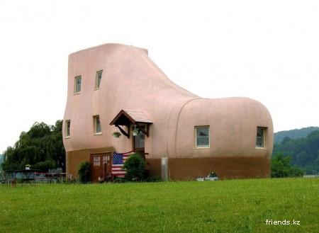 Очень странные дома
