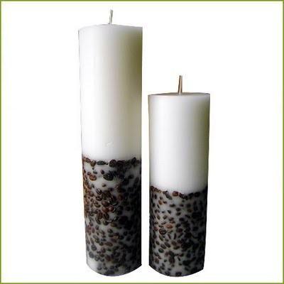 Интересные свечи