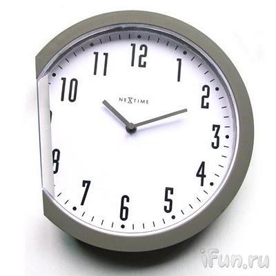 Необычные офисные часы