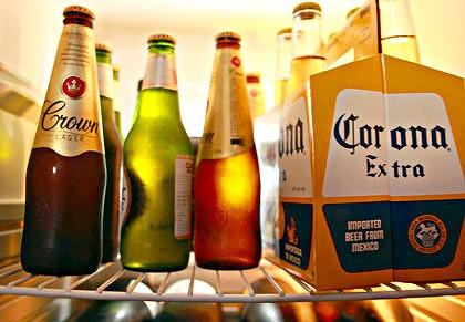 Пиво укрепляет кости