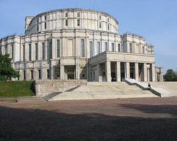 Во время реконструкции Оперного театра в Минске похитили 2 млн. долларов