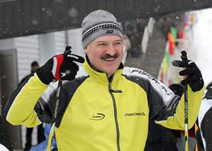 Лукашенко собирается на Олимпиаду?