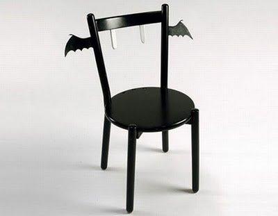 Креативные стулья