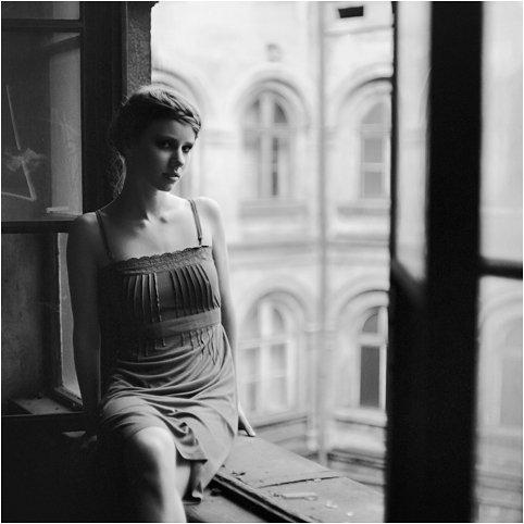 Польский фотограф Tom Lacki