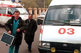 В Минске автомобиль вылетел на остановку общественного транспорта: есть пострадавшие