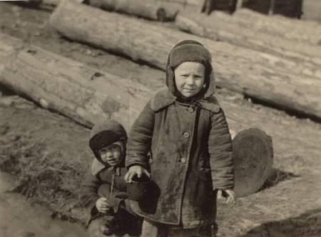 Дети войны (1939 - 1945 г.)