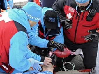 В Ванкувере погиб грузинский спортсмен