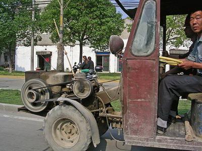 Китайские средства передвижения