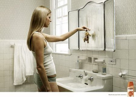 Подборка креативных реклам и фото
