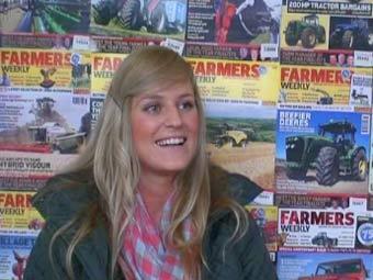 В Британии выбрали самую сексуальную фермершу