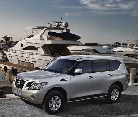 Представлен новый Nissan Patrol