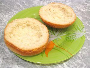 Фаришированные булочки