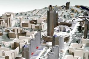 «Минск-Сити» стартует в апреле 2010 года