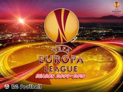 ЛИГА ЕВРОПЫ УЕФА - 2009/2010 - 1/16 финала.