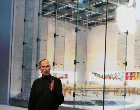 Стив Джобс: технология Flash устарела, как дискеты