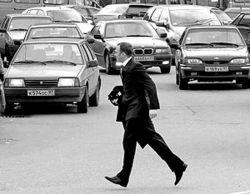 В нынешнем году сотрудники столичной ГАИ привлекли к административной ответственности более 8 тысяч пешеходов-нарушителей