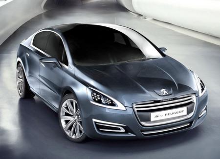 Peugeot покажет пятую серию