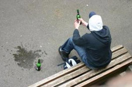 Алкоголизм у молодежи формируется в 3-4 раза быстрее, чем у взрослых