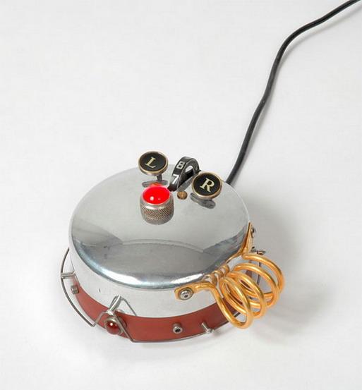 Стимпанк-мышка Rotobotmouse