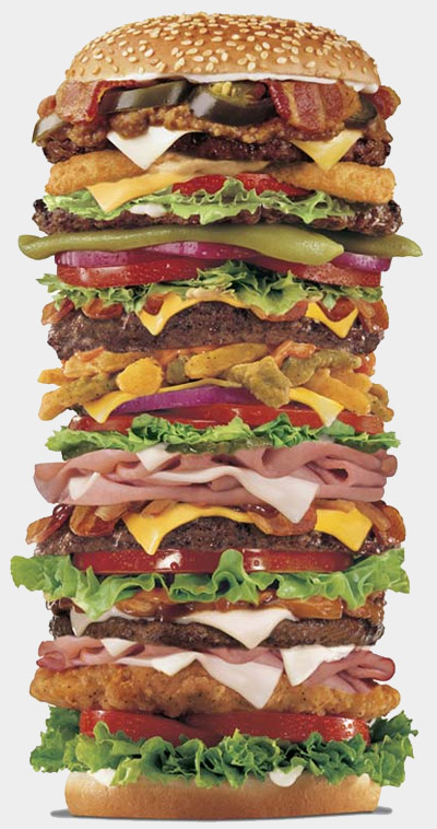 Fast food по-домашнему