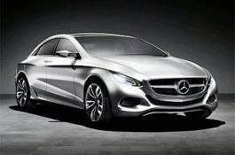 Mercedes-Benz показала прототип нового CLS