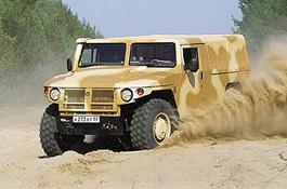 Российский Hummer будет стоить 120 тысяч долларов