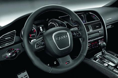 """Купе Audi RS5 разгонится до """"сотни"""" за 4,6 секунды"""