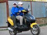 Наличие прав для водителей мопедов и скутеров станет обязательным с марта 2011 года