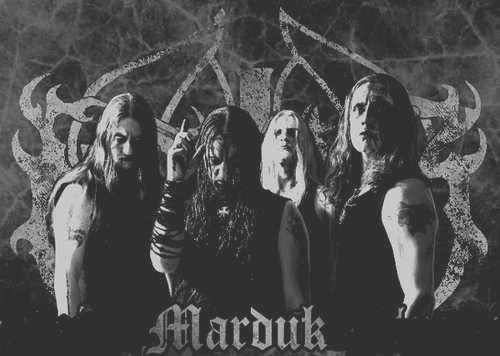Marduk в Минске!