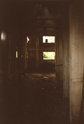 Заброшенный целлюлозный завод где-то в Польше