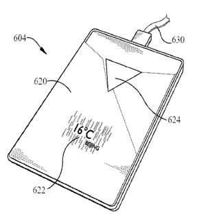 Microsoft работает над футуристическим ковриком для зарядки мобильных устройств