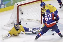 Ванкувер-2010. Хоккей: в полуфиналах сыграют финны с американцами и словаки с канадцами
