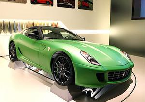 Обнародованы фото нового электромобиля Ferrari