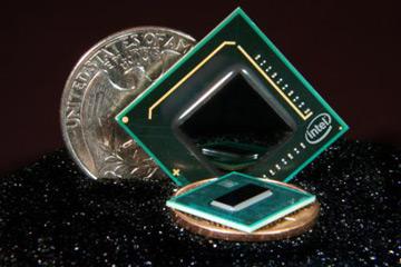 В понедельник Intel представит новые процессоры Atom N470