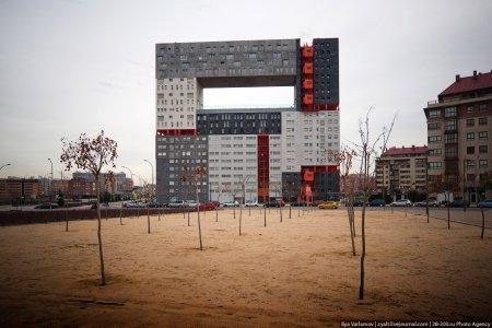 Дом бен Ладена. Мадрид